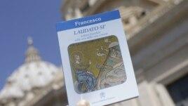 Papa Françesku dhe ndryshimet klimatike