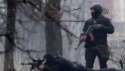 Batılı Liderler Şiddet Olaylarından Ukrayna'yı Suçluyor