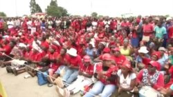 Supporters Pack Stadium to Hear Zimbabwe Opposition Leader's 2020 Message