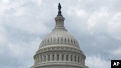 워싱턴 소재 미국 의회 건물 (자료사진)