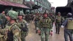Militants in Philippines