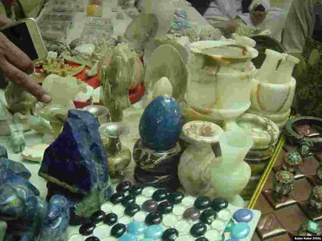 قدرتی وسائل سے مالامال اس صوبے میں سنگ مرمر کے ساتھ دیگر بیش بہا قیمتی پتھروں کے بہت بڑے ذخائر موجود ہیں۔
