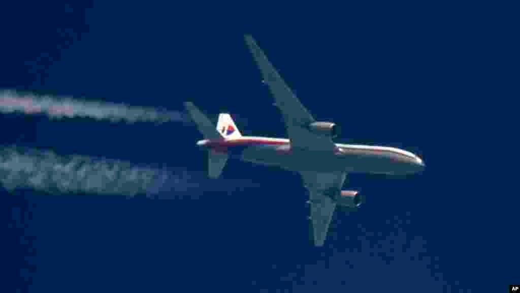 Un Beoing 777 similaire au vol MH370, Nouvelle-Zelande