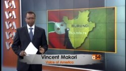 Burundi Politics / Refugees