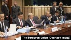 Yevropa-Ittifoqi-O'zbekiston muzokaralari, Brussel, 18-may, 2015