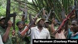 Les combattants indépendantistes du Cabinda