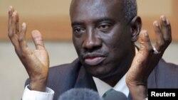 Hassan Bubacar Jallow, chef-procureur de l'ONU pour le tribunal criminel international pour le Rwanda (ICTR) à Nairobi, Kenya, le 28 septembre 2006.