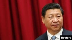 중국의 시진핑 국가주석 (자료사진)