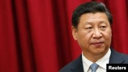 چینی صدر جنپنگ