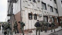 مردان مسلح مهاجم به پارلمان چچن، کشته شدند