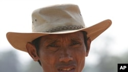 Chut Wutty, a prominent Cambodian anti-logging activist who helped expose a secretive state sell-off of national parks was fatally shot on April 25, 2012 in a remote southwestern province.