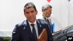 El vicepresidente de Uruguay, Raúl Sendic, podría renunciar al cargo después que se expida la justicia y el tribunal de ética de su partido Frente Amplio.