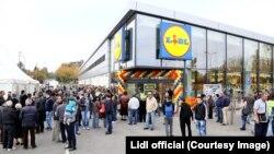 Otvaranje prodavnice Lidl u Boru (Foto: Lidl official)