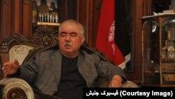 آقای دوستم به توقیف، شکنجه و تجاوز جنسی بر احمد ایشچی، والی پیشین جوزجان متهم است
