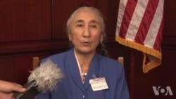 VOA专访:热比娅寻求连任世维会主席