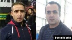 Həmid Mənafi Nadarlı və Behnam Şeyxi