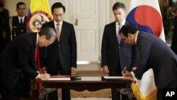 Se estima que para el mes de julio, el Congreso de Colombia entre a discutir los Tratados de Libre comercio con Corea del Sur, Costa Rica, Turquía e Israel.