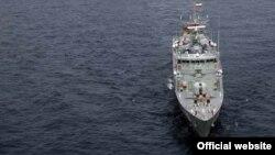 ناوچه نظامی نیروی دریایی ارتش ایران