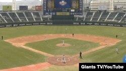South Korea Baseball