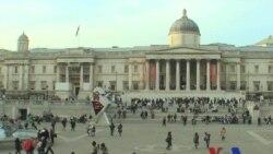 伦敦人淡定看奥运