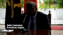 João Lourenço nega tensão com José Eduardo dos Santos
