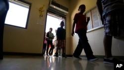 Los menores no acompañados se han trasladado a comunidades en casi todos los estados, según datos del gobierno federal.