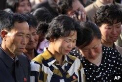 지난 2014년 5월 평양시 평천구역의 살림집 건설현장에서 사고로 인명피해가 발생했다고 관영 조선중앙통신이 보도했다.