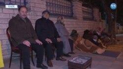 Elazığ'da Artçı Sarsıntılar Nedeniyle Halk Sokakta