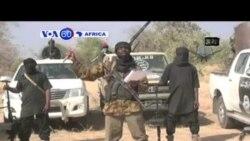 VOA60 Afirka: Kungiyar Boko Haram Sun Dauki Alhakin Kai Harin Baga, Najeriya, Janairu 21, 2015