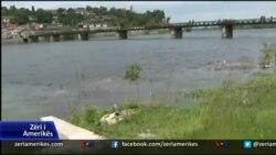 Ndotja e lumenjve në Shqipëri