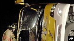 جنوبی پنجاب: مسافر وین اور ٹرک میں تصادم 10 ہلاک