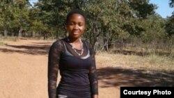 Oncintisa emele ibandla leANSA kukhetho lokudinga umeli weBulilima West edale lephalamende uNkosazana Perpetual Nleya.