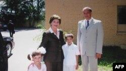 С наилучшими пожеланиями, Лора Буш