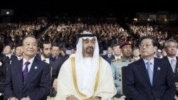 نخست وزير چين در ابوظبی