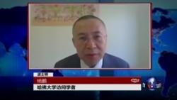 """VOA连线杨鹏: 《人民日报》专访""""权威人士"""", 经济研判有何深意?"""
