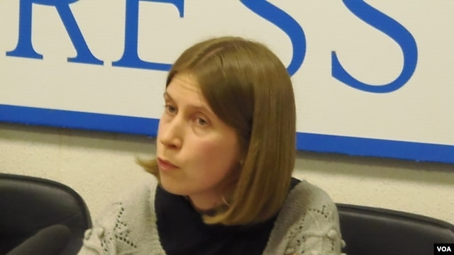 Варвара Пахоменко, аналитик Международной кризисной группы в России