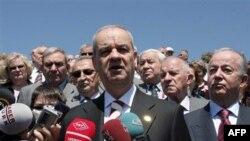 Tướng Ilker Basbug cựu Tham mưu trưởng quân đội Thổ Nhĩ Kỳ