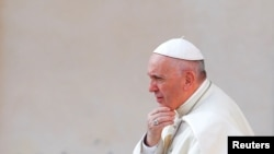 Pope Francis will visit Myanmar in late November.