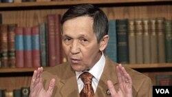 Anggota Kongres AS, Dennis Kucinich