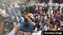 တရားမဝင္အလုပ္သမားမ်ားကို ဖမ္းဆီးစဥ္ (၂၀၁၆)