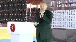 Ərdoğan: Türkiyəyə hücum edənlər tabutda geri göndəriləcək