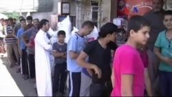 Gazze'de Halk Artık Savaş İstemiyor
