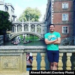Ahmad Baihaki, warga Indonesia yang sudah 11 tahun bekerja di bidang informasi teknologi di Brussels, Belgia. (Courtesy: Ahmad Baihaki)