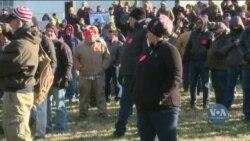 Тисячі захисників права на носіння зброї зібрались у американському Ричмонді. Відео