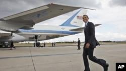 Obama Reaffirms US-Europe Bond