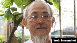 Nhà văn Phạm Thành, Photo Facebook Nguyễn Nghiêm