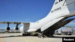 S-400 parçalarını taşıyan Rusya'ya ait uçak Ağustos 2019'da Ankara'da