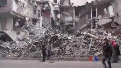 聯合國週一開始向敘運送救援物資