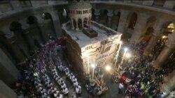 مراسم یکشنبه نخل در سراسر جهان