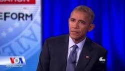 TT Obama dự cuộc hội thảo về chủng tộc, bạo lực cảnh sát và súng ống